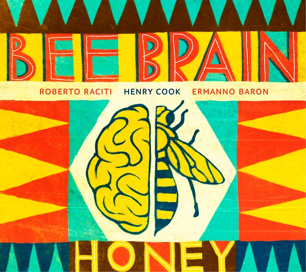 bee brain cover A5