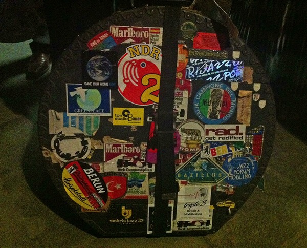 cymbal case
