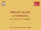 Teatro La Fenice: Philip Glass